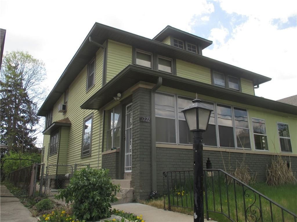 3722 North RUSKIN Place, Indianapolis, IN 46205 - #: 21636771