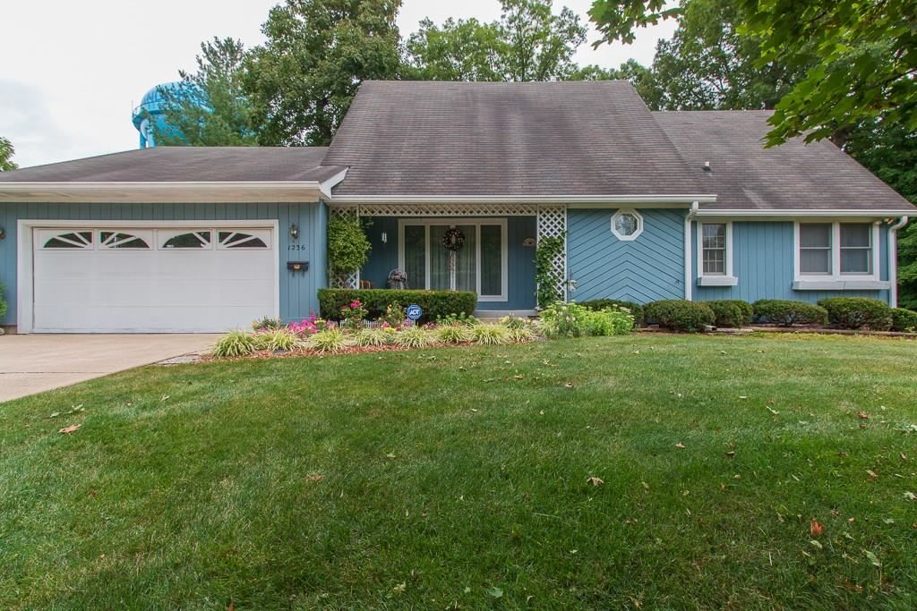 1236 OAKLAND Drive, Anderson, IN 46012 - #: 21662771