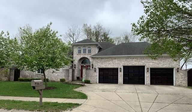 6879 CARTERS GROVE Drive, Noblesville, IN 46062 - #: 21711771