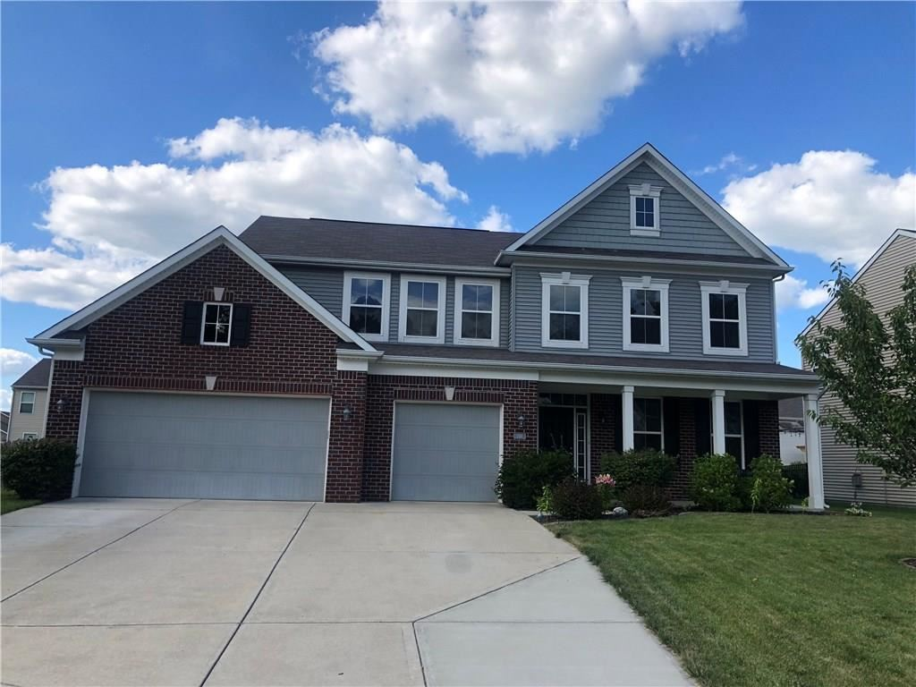 1166 Old Vines Court, Greenwood, IN 46143 - #: 21724771