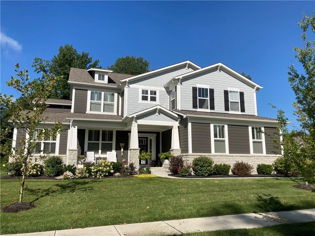 3476 Conifer Drive, Zionsville, IN 46077 - #: 21737771