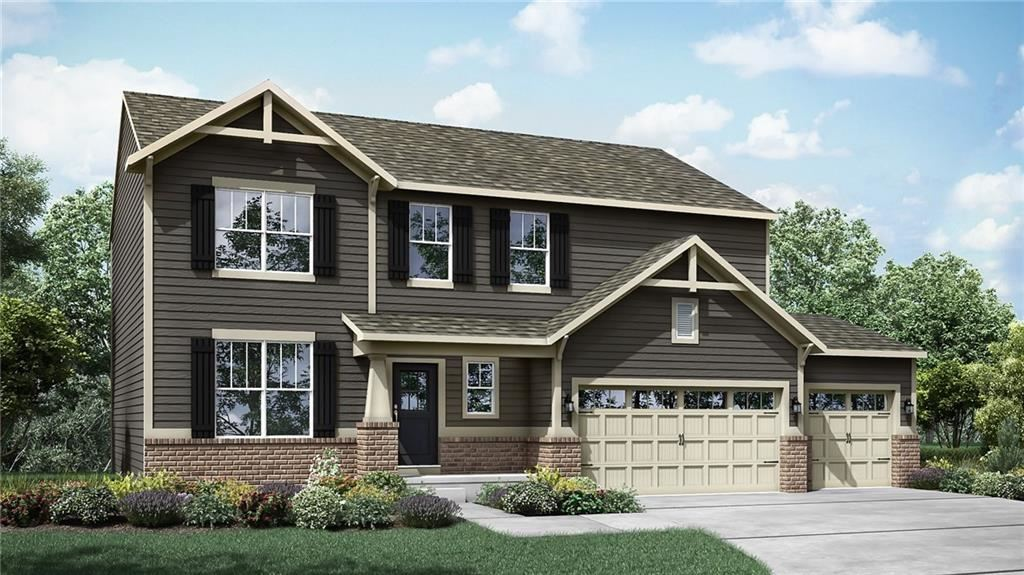 17354 Tribute Row, Noblesville, IN 46060 - #: 21756771
