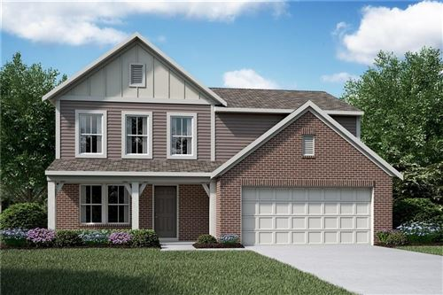 Photo of 5543 West Woodhammer Trail, McCordsville, IN 46055 (MLS # 21749772)