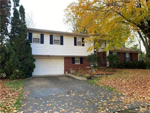 Photo of 8227 HOOVER Lane, Indianapolis, IN 46260 (MLS # 21746773)