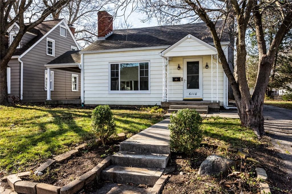 6110 Kingsley Drive, Indianapolis, IN 46220 - #: 21752773