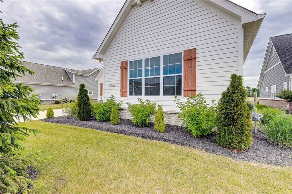 Photo of 10273 Anees Lane, Fishers, IN 46040 (MLS # 21688774)