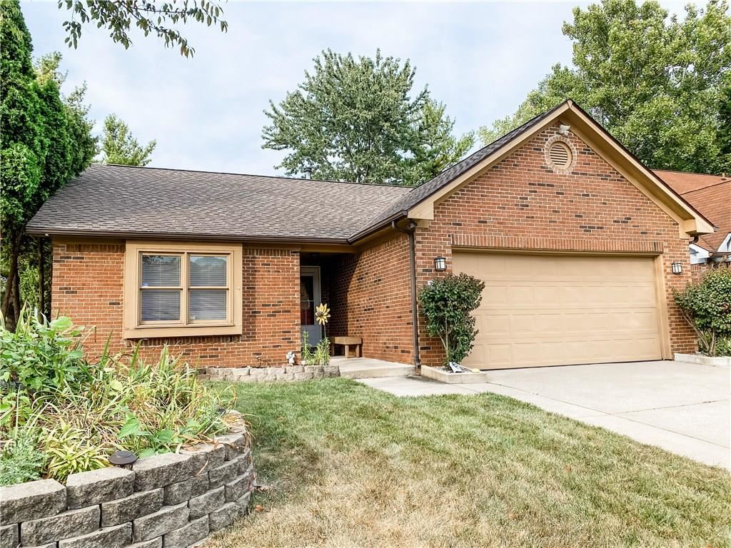 7180 FOX ORCHARD Court, Indianapolis, IN 46214 - #: 21739774