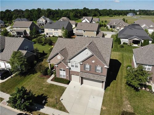Photo of 9822 Stable Stone Terrace, Fishers, IN 46040 (MLS # 21724775)