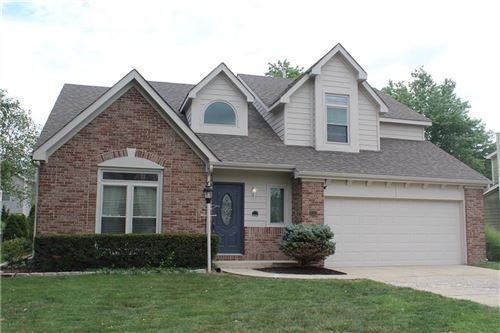 Photo of 8322 Metzger Drive, Indianapolis, IN 46256 (MLS # 21735775)