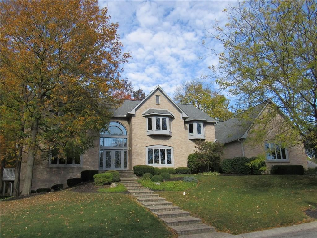 11334 Manitou Court, Indianapolis, IN 46236 - #: 21675775