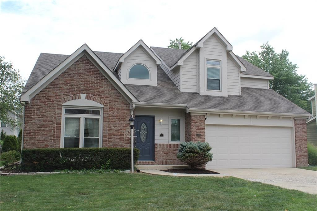 8322 Metzger Drive, Indianapolis, IN 46256 - #: 21735775