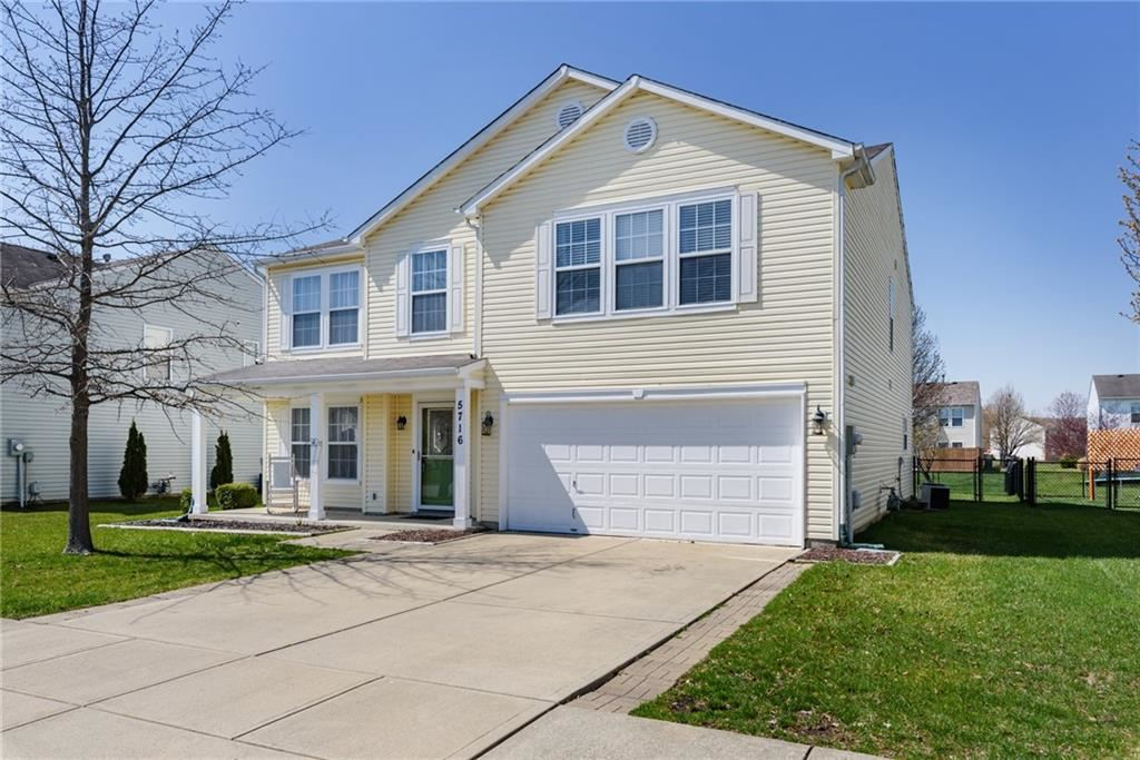Photo of 5716 Skipping Stone Drive, Indianapolis, IN 46237 (MLS # 21776775)