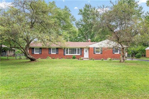 Photo of 10139 Broadway Street, Indianapolis, IN 46280 (MLS # 21749776)