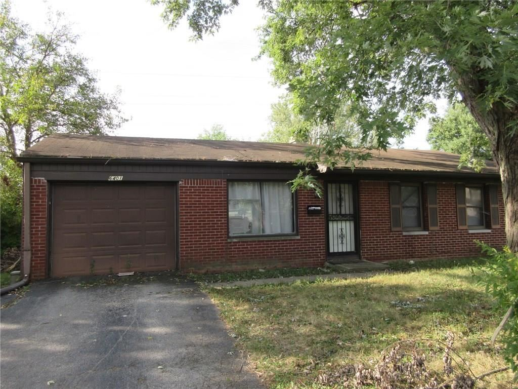 6401 Meadowlark Drive, Indianapolis, IN 46226 - #: 21670776