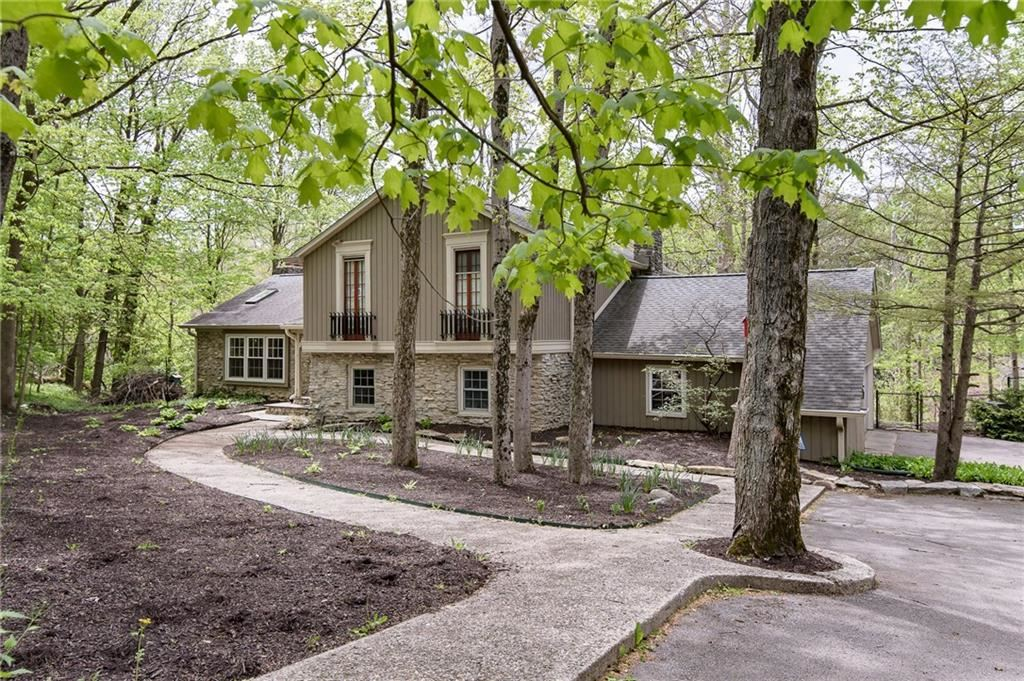 6450 Johnson Road, Indianapolis, IN 46220 - #: 21688776