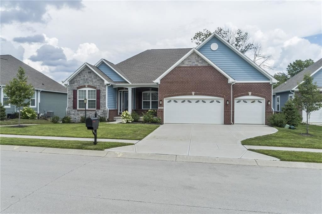 7423 Starkey Court, Indianapolis, IN 46278 - #: 21728776