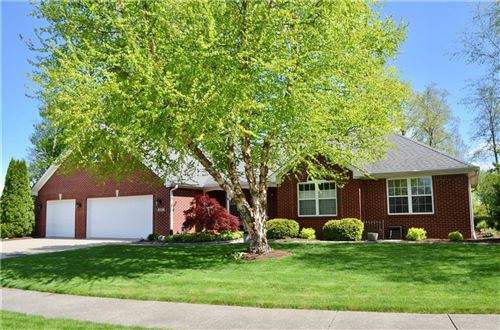 Photo of 5293 Oakbrook Drive, Plainfield, IN 46168 (MLS # 21692777)
