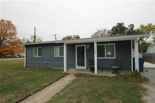 Photo of 3444 Davis Drive, Indianapolis, IN 46221 (MLS # 21748777)