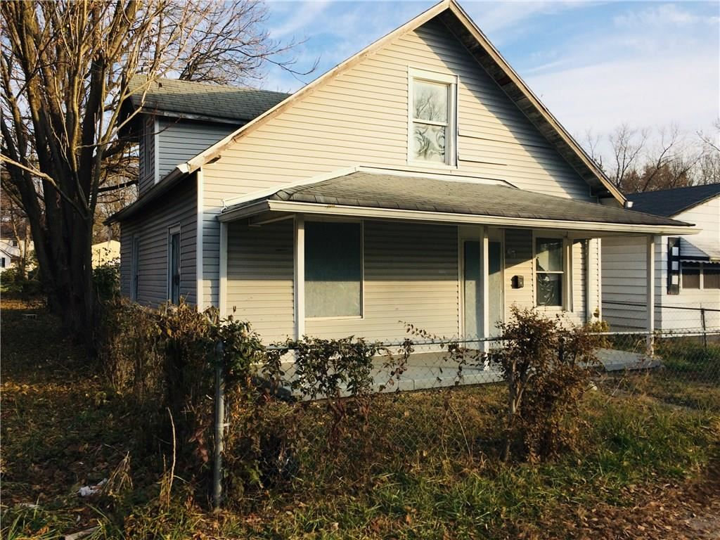 1352 West 22nd Street, Indianapolis, IN 46202 - #: 21681777