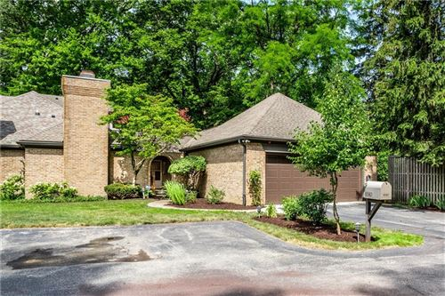 Photo of 8580 Tree Top Drive, Indianapolis, IN 46260 (MLS # 21714778)