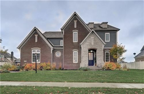 Photo of 10671 Sunglow, Fishers, IN 46038 (MLS # 21678780)