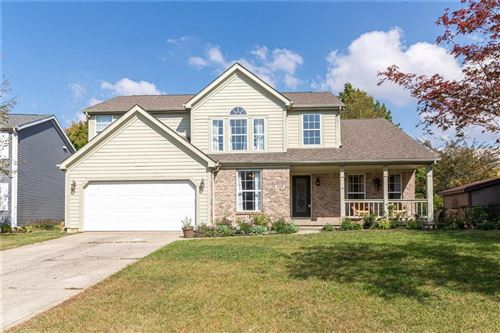 Photo of 3320 Azalea Court, Westfield, IN 46074 (MLS # 21740780)
