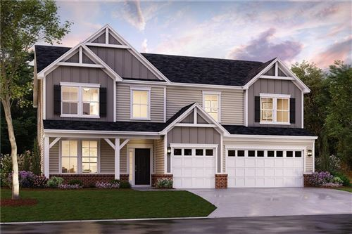 Photo of 4037 Carnegie Lane, Zionsville, IN 46077 (MLS # 21762780)