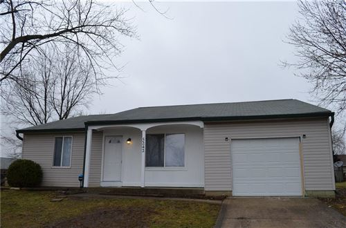 Photo of 5242 Wagon Wheel Trail, Indianapolis, IN 46237 (MLS # 21687781)