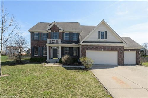 Photo of 4348 LEDGE ROCK Court, Zionsville, IN 46077 (MLS # 21703781)