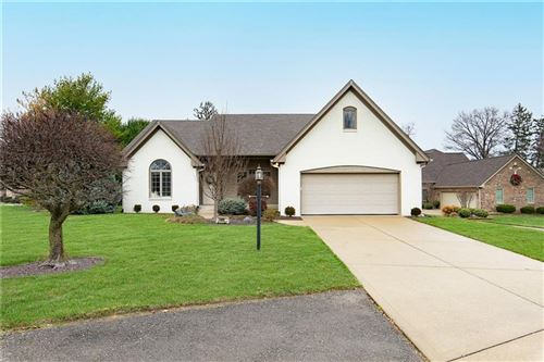 Photo of 7300 Pymbroke Circle, Fishers, IN 46038 (MLS # 21754781)