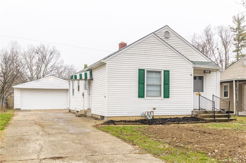 1918 North Bancroft Street, Indianapolis, IN 46218 - #: 21689781