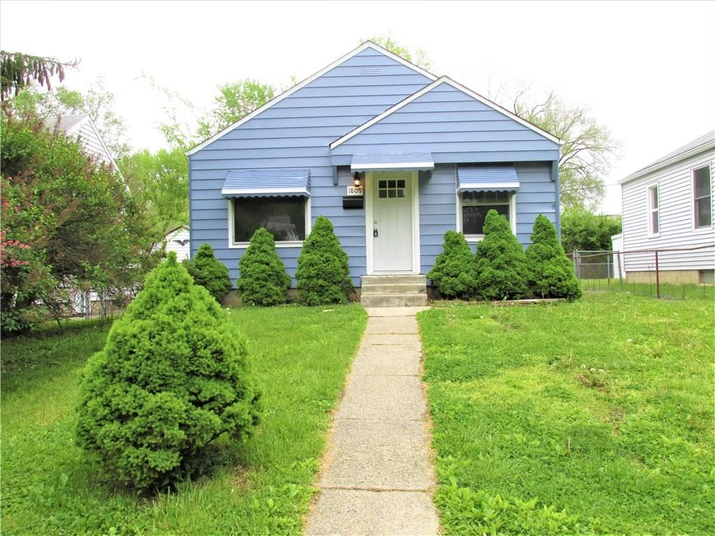1809 North Linwood Avenue, Indianapolis, IN 46218 - #: 21735781