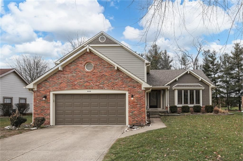 8448 SEATTLE SLEW Lane, Indianapolis, IN 46217 - #: 21762781