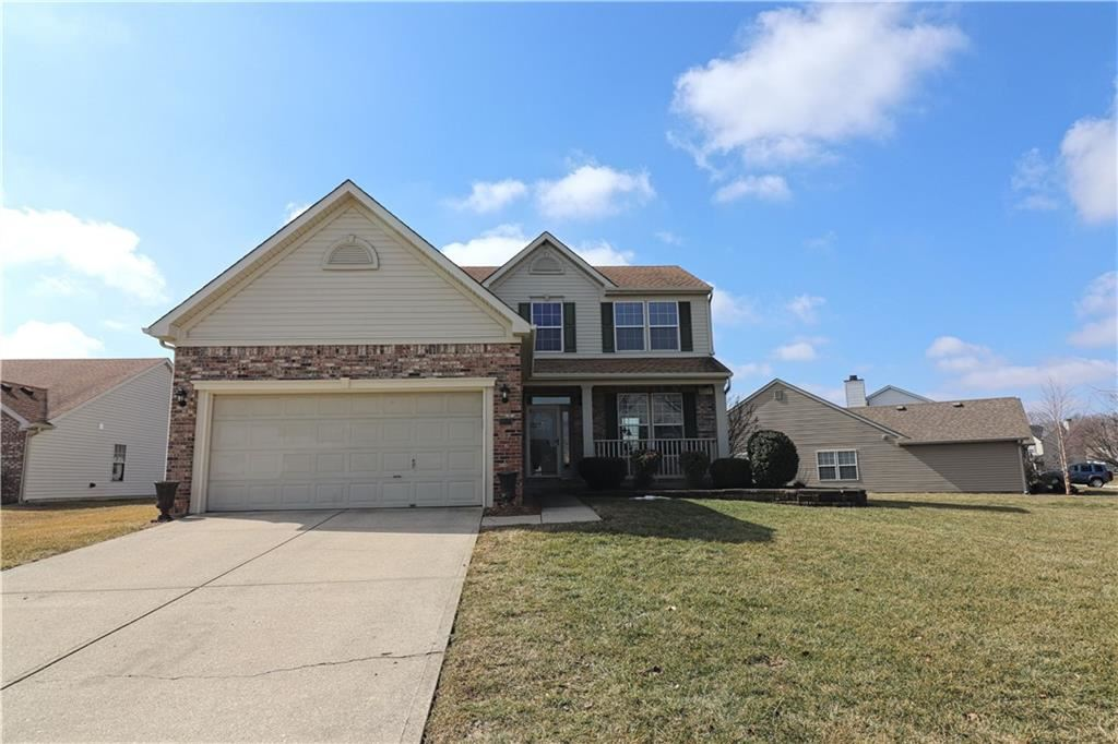 1109 Berrywood Drive, Greenwood, IN 46143 - #: 21768781