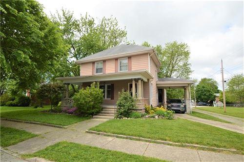 Photo of 130 North SWOPE Street, Greenfield, IN 46140 (MLS # 21711784)