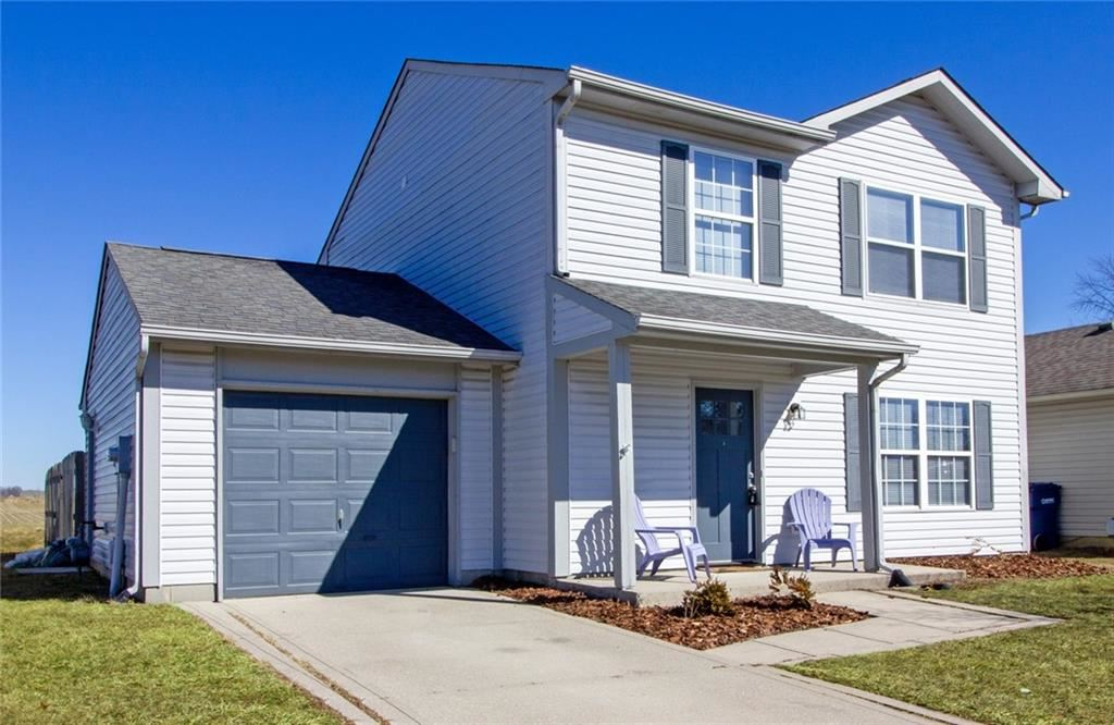 1708 Roosevelt Drive, Greenfield, IN 46140 - MLS#: 21768784