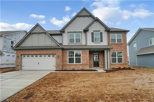 Photo of 6856 Collisi Place, Brownsburg, IN 46112 (MLS # 21672785)