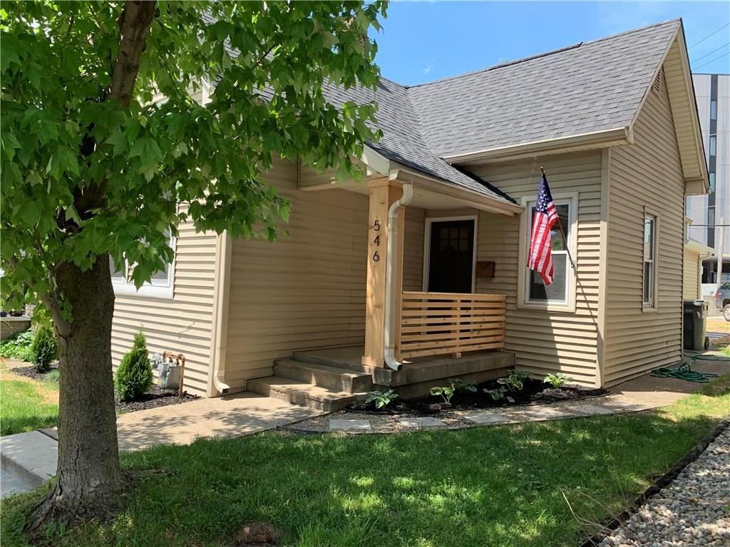546 East Merrill Street, Indianapolis, IN 46203 - #: 21711785