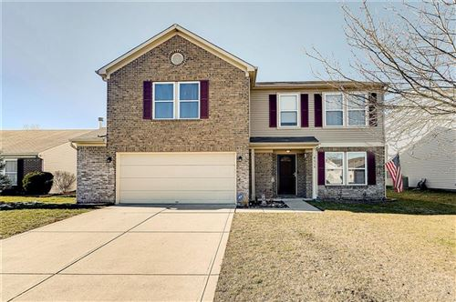Photo of 8624 Wheatfield Drive, Camby, IN 46113 (MLS # 21760786)