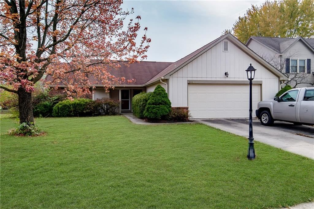 5137 Deer Creek Court, Indianapolis, IN 46254 - #: 21675786