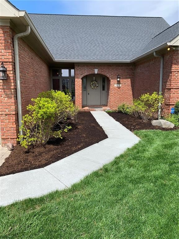 Photo of 12453 East Bradford Court, Fishers, IN 46037 (MLS # 21695786)