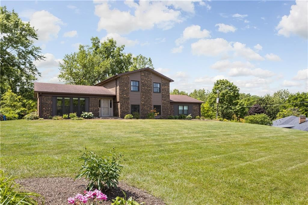 Photo of 9365 East STATE RD 334, Zionsville, IN 46077 (MLS # 21722786)