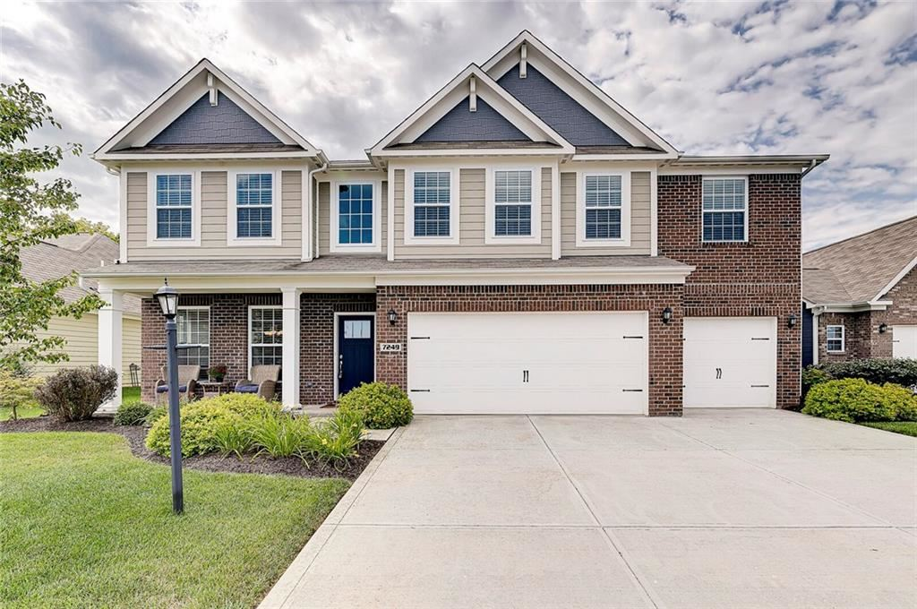 7249 Red Maple Drive, Zionsville, IN 46077 - #: 21731786