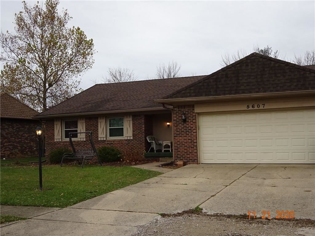 5607 Riva Ridge Drive, Indianapolis, IN 46237 - #: 21746786