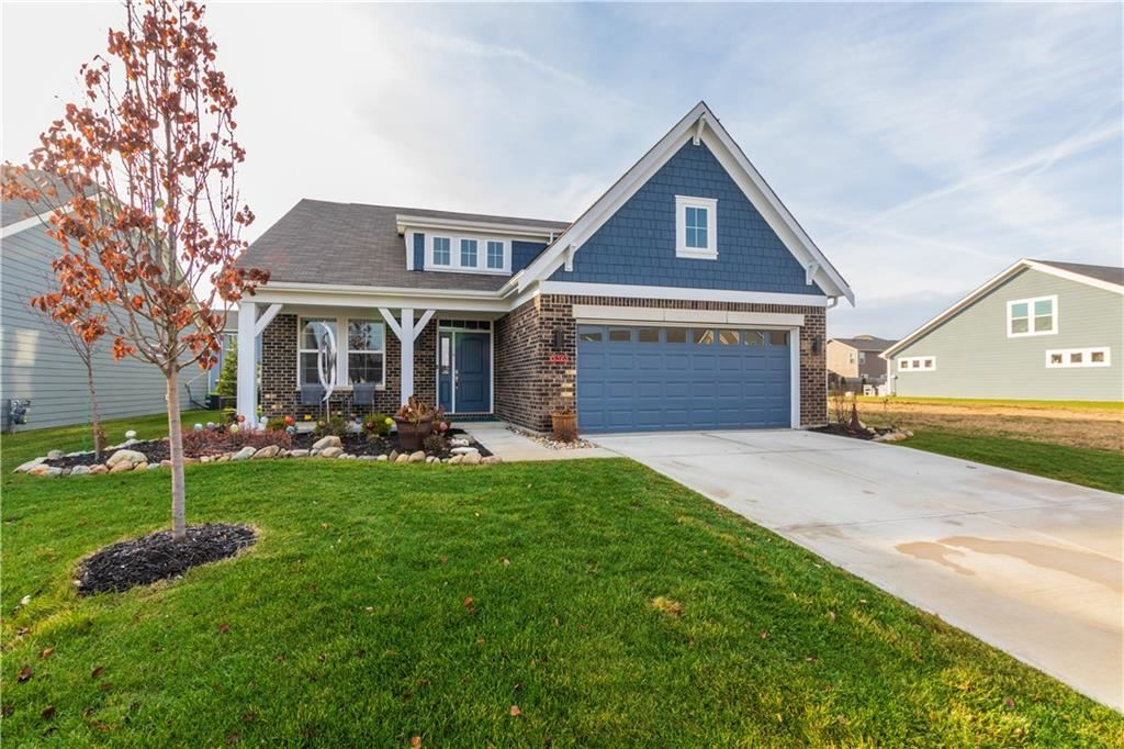 6323 West CEDAR CHASE Drive, McCordsville, IN 46055 - #: 21683787