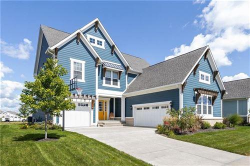 Photo of 1442 Avondale Drive, Westfield, IN 46074 (MLS # 21729788)