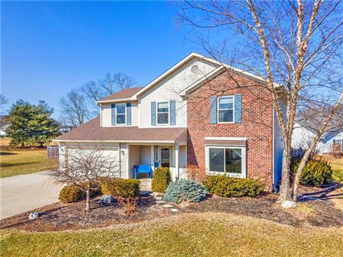 Photo of 5129 Outback Court, Noblesville, IN 46060 (MLS # 21768789)