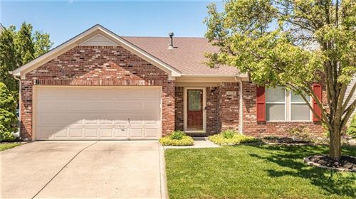 Photo of 10224 Lothbury Circle, Fishers, IN 46037 (MLS # 21783790)