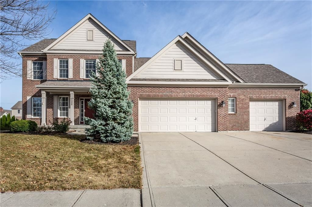 Photo of 7988 Highland Springs Drive, Brownsburg, IN 46112 (MLS # 21740790)