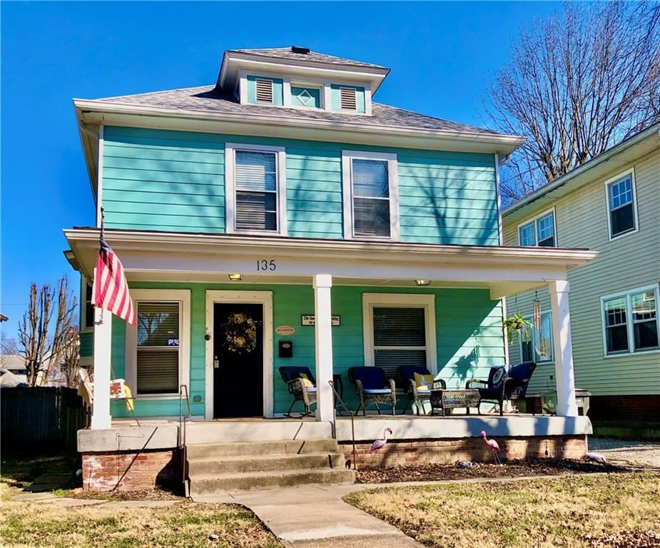 135 South Ritter Avenue, Indianapolis, IN 46219 - #: 21768790